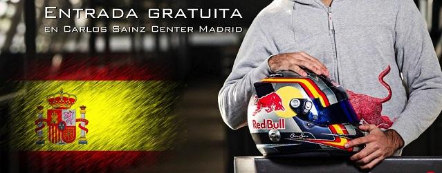 Vive el Gran Premio de España en Carlos Sainz Center
