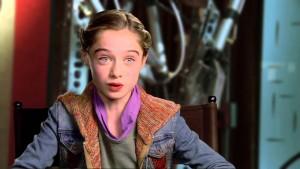 Raffey Cassidy, la actuación revelación de 'Tomorrowland'