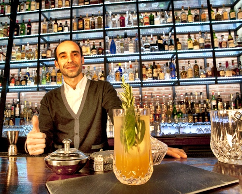 Conviértete en un barman profesional
