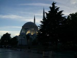 Mezquita Shkoder