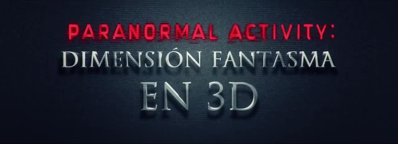 'Paranormal Activity: Dimensión Fantasma', crítica