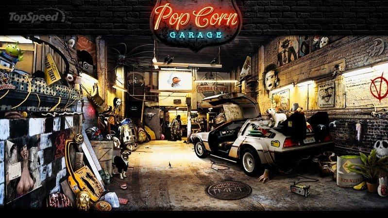 Popcorn Garage, ¿cuánto sabes de cine?