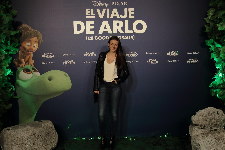 'El viaje de Arlo' se presenta en Madrid