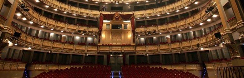 Concierto solidario en el Teatro Real