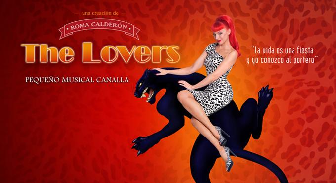 Roma Calderón en 'The lovers (El animal amante)'