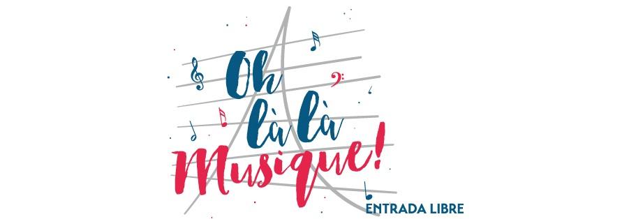 «OH, LÀ LÀ MUSIQUE!», un maratón de música gratis en Madrid