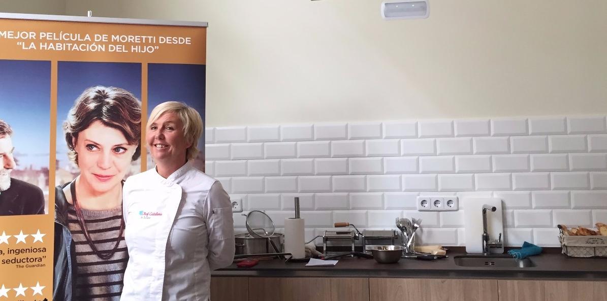 El estreno de 'Mia Madre' se apoya en la cocina italiana