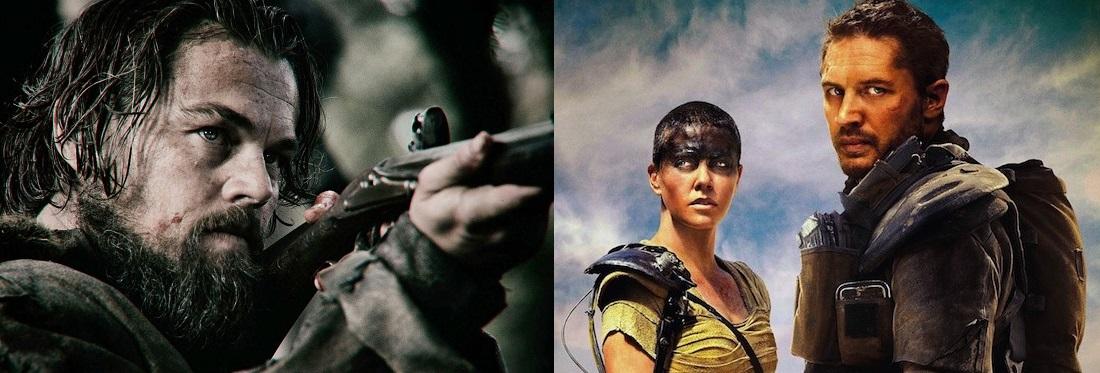 'El Renacido' y 'Mad Max' triunfan en las nominaciones de los Oscar