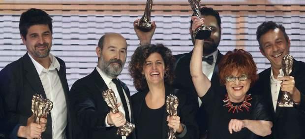 'Truman' pisotea a 'La Novia' en los Premios Gaudí