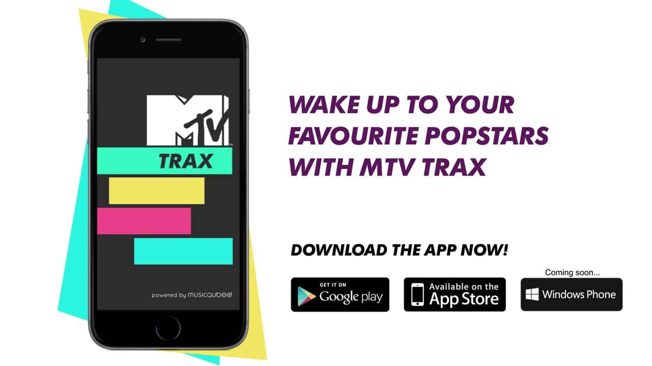 MTV Trax, una nueva app para llevar la mejor música en el bolsillo