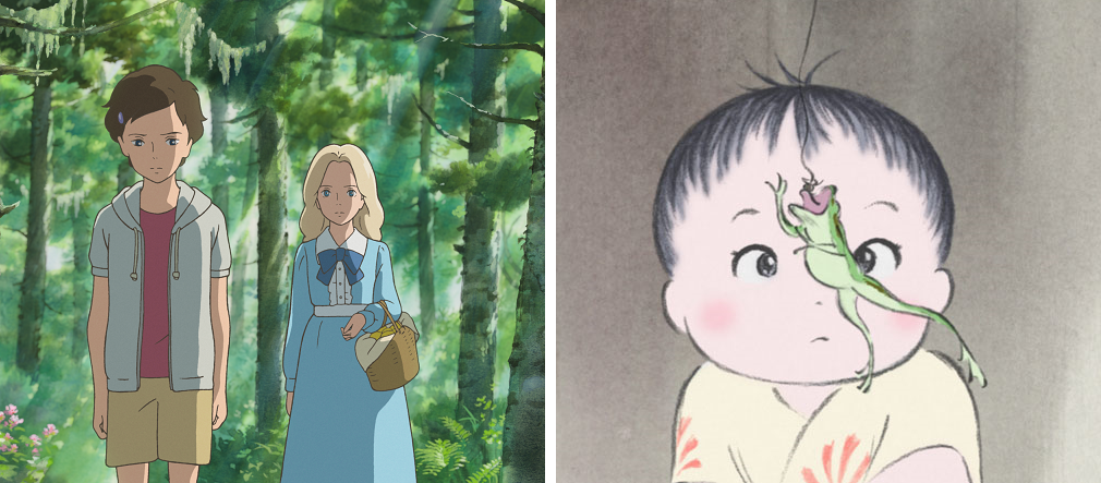 Animación a la japonesa: 'El recuerdo de Marnie' y 'El cuento de la princesa Kaguya'