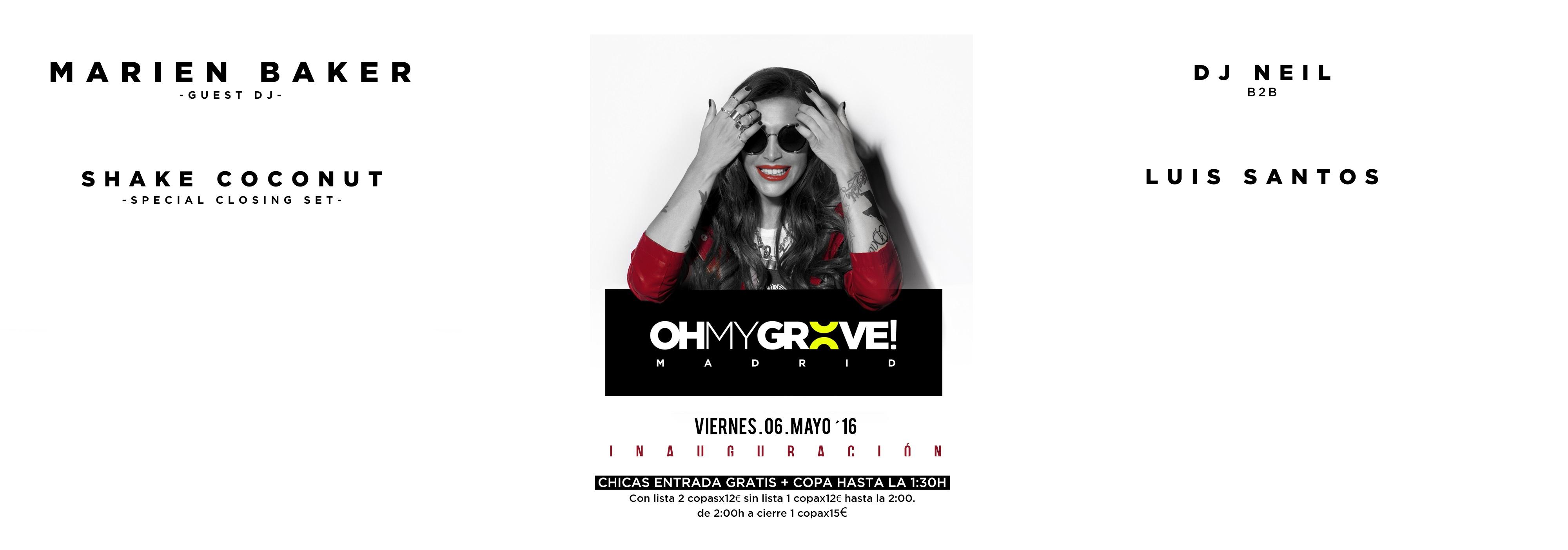 Oh My Groove! debuta este viernes en Cocó