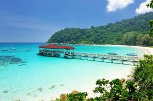 El paraíso de Malasia son las Islas Perhentian