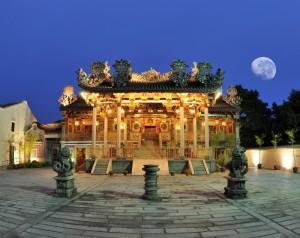 Georgetown, una de las ciudades más impresionantes de Malasia