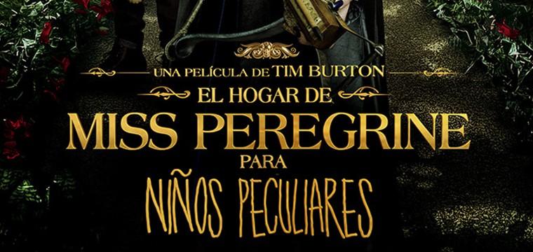 'El hogar de Miss Peregrine para niños peculiares', vuelve la fantasía