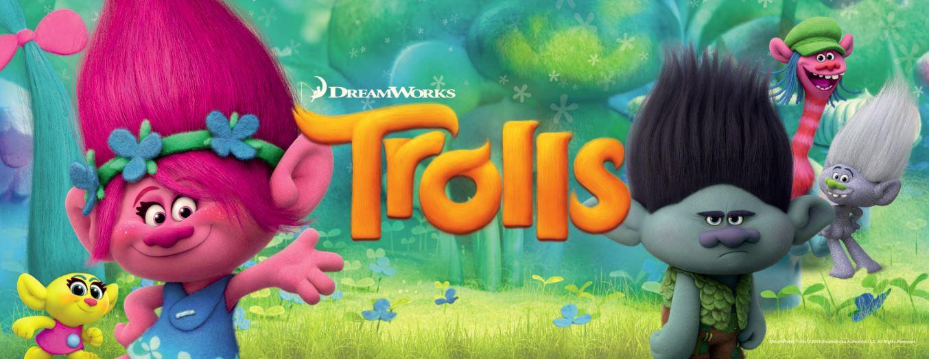 'Trolls', la película