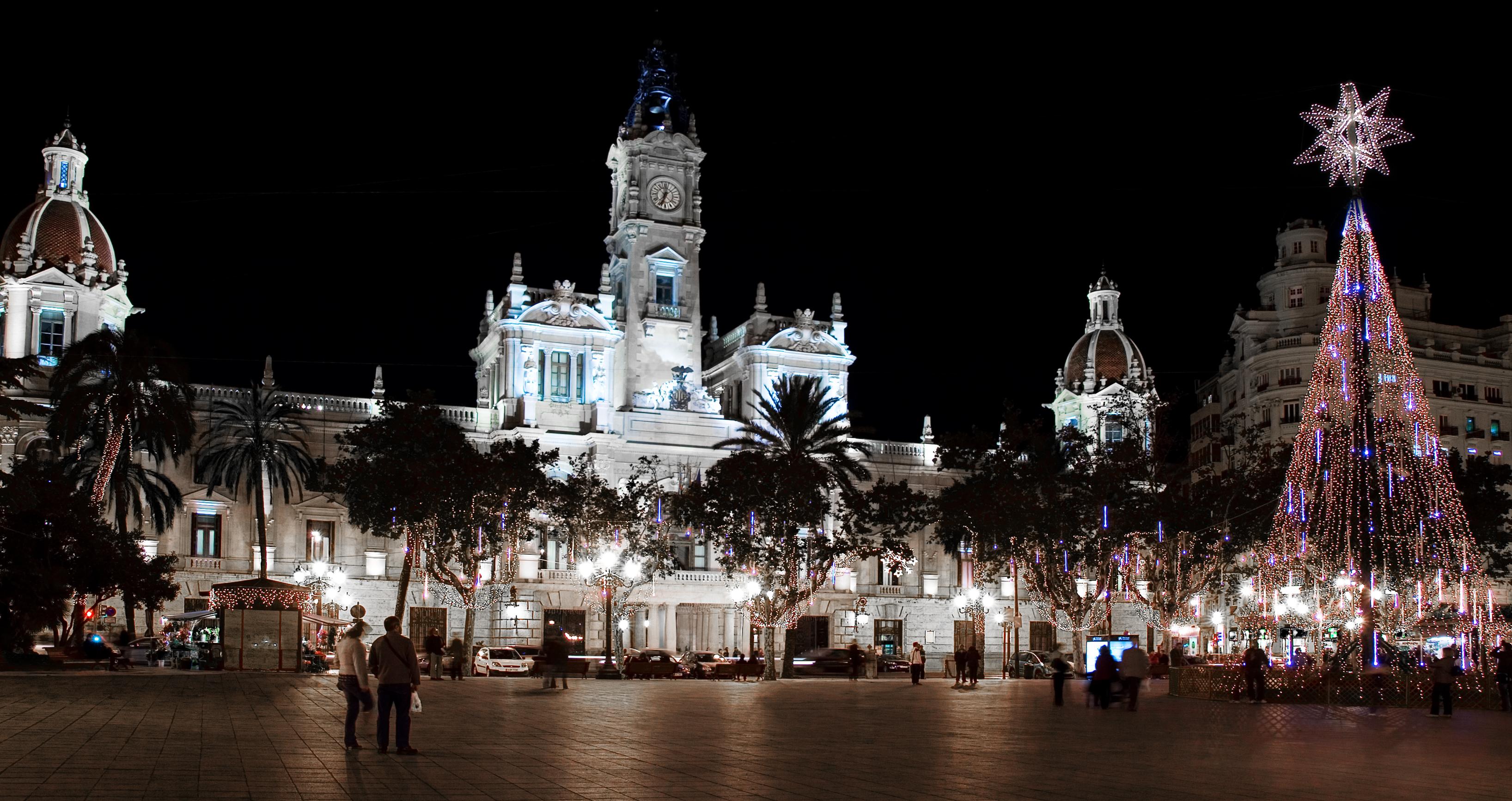 Navidad Otra Excusa Para Escaparte A Valencia El Grillo  ~ Mercadillos Navideños En Valencia