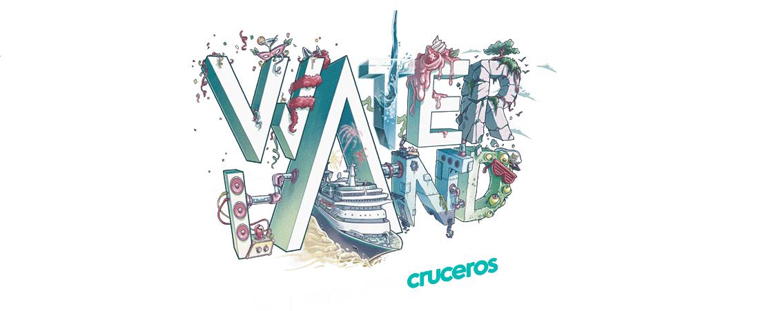 Waterland, el primer festival en alta mar