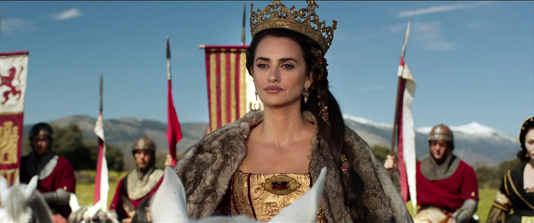 'La Reina de España', un homenaje al cine español