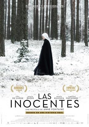 las inocentes cartel