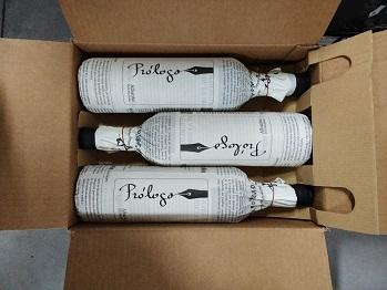 prólogo caja vinos