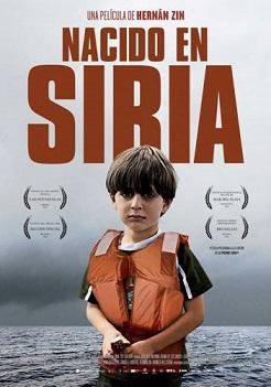 poster nacido en siria