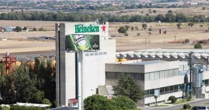 Heineken fábrica