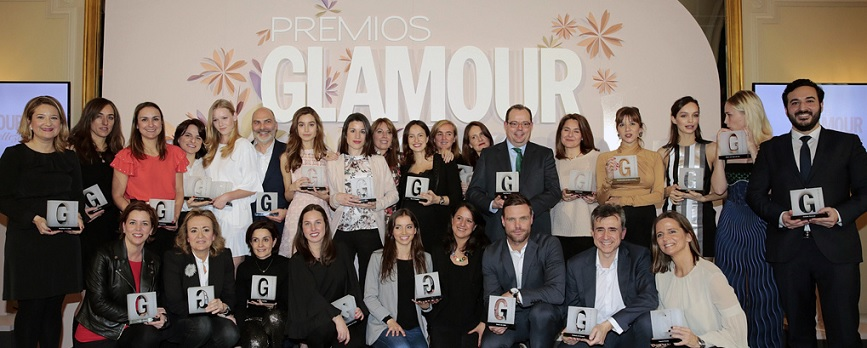 Premios Glamour 2017
