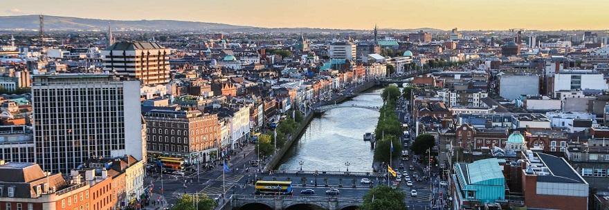 ¡Nos vamos a Dublín!