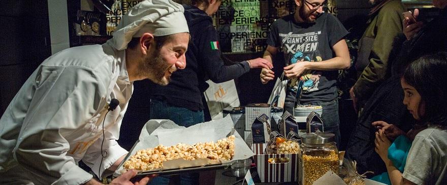 Las palomitas gourmet llegan a Madrid