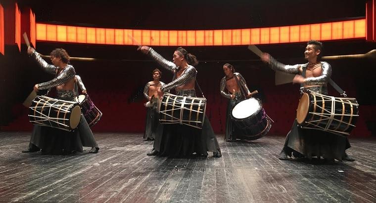 samurai of the drum