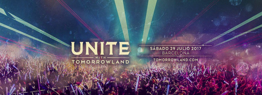 tomorrowland barcelona