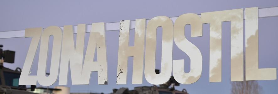 Kinépolis recibie el preestreno de 'Zona Hostil'