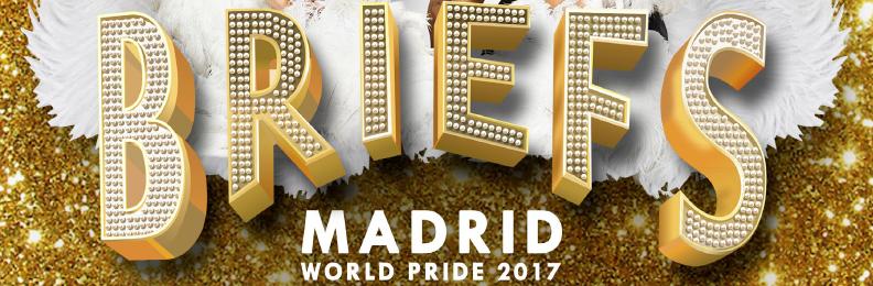 Compra tus entradas para BRIEFS, en el Teatro Calderón