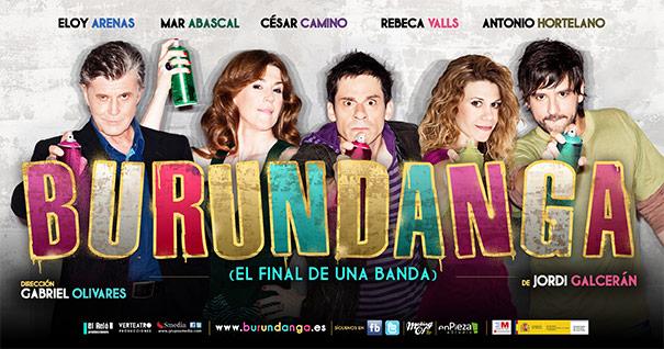 'Burundanga' sigue arrasando en el teatro Lara