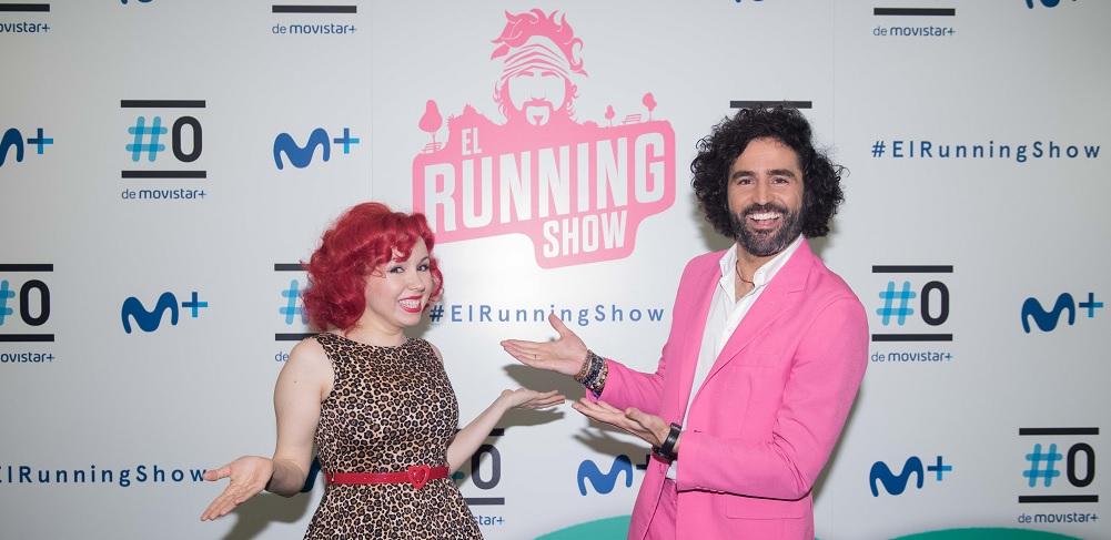 'El running show', un programa en el que el movimiento se demuestra entrevistando
