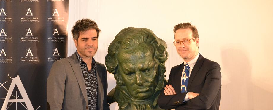 Joaquín Reyes y Ernesto Sevilla homenajearán a la mujer en la trigésimo segunda edición de los Premios Goya