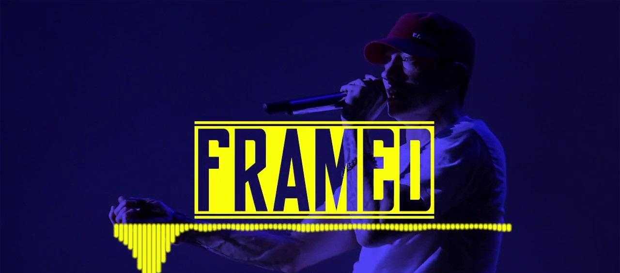 Framed será el nuevo videoclip del último disco de Eminem