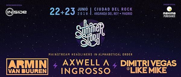 Oro Viejo by DJ Nano, The Martinez Brothers, Loco Dice y Vini Vici estarán en A Summer Story 2018