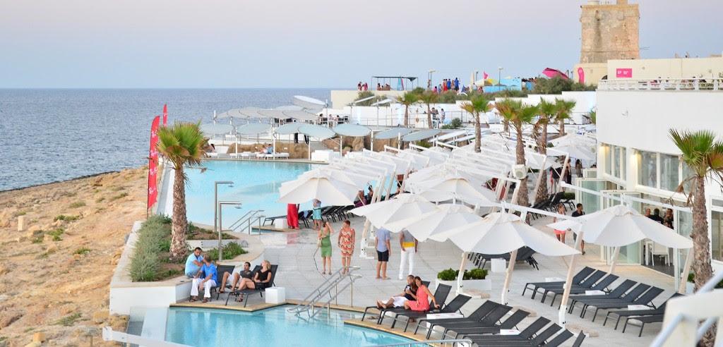 Los mejores Beach Club de Malta para este verano
