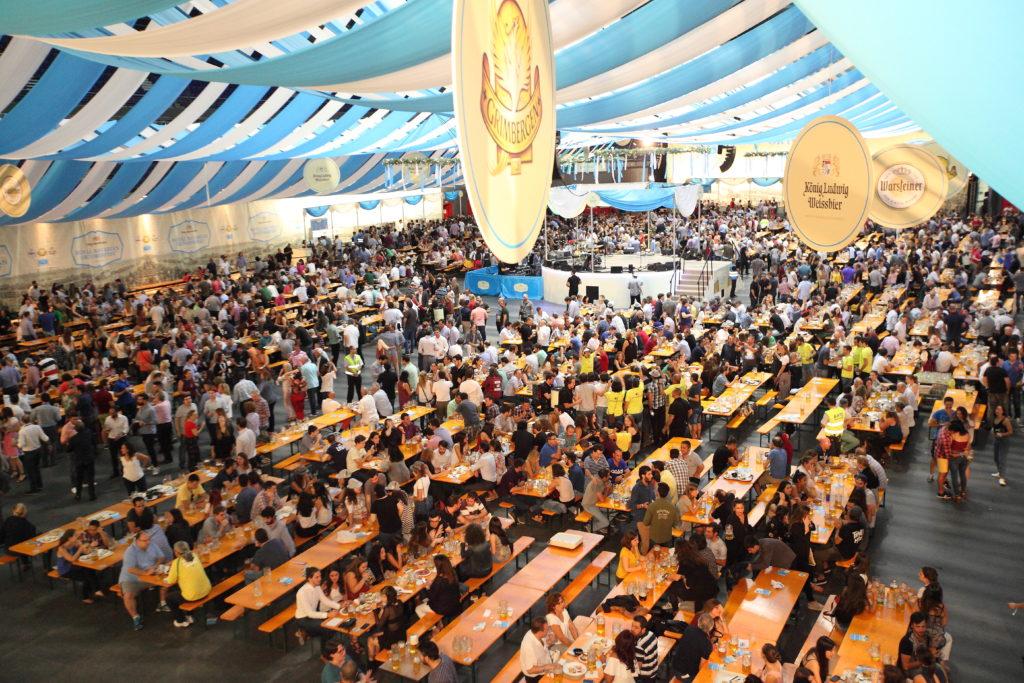 La Oktoberfest llega al Wizink Center de Madrid