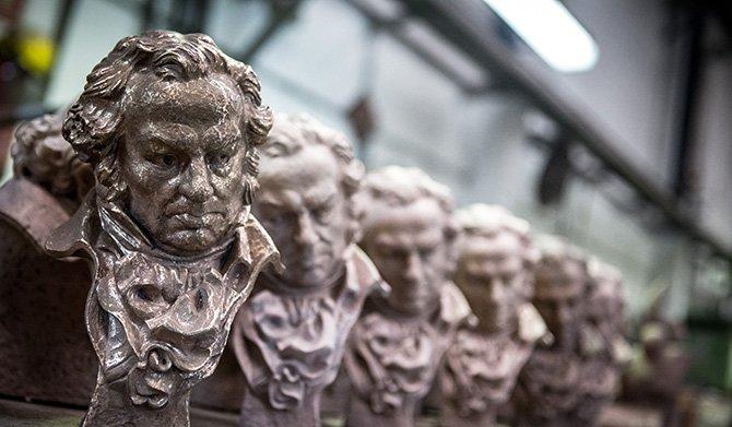 151 películas aspiran a los Premios Goya