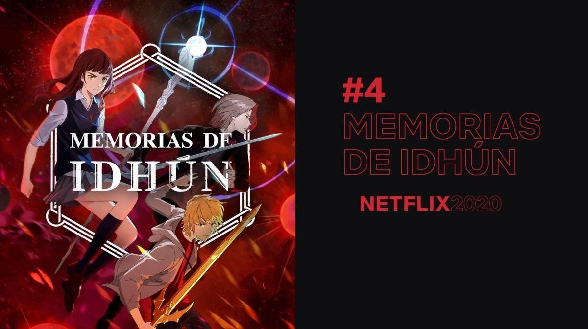 'Memorias de Idhún' conquista Netflix y desata la locura en redes