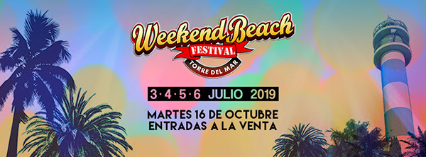 Los Black Eyed Peas confirmados para el Weekend Beach Festival