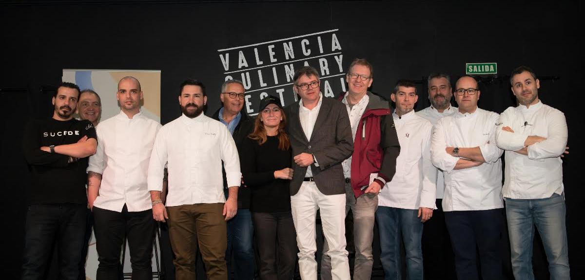 Llega la tercera edición de Valencia Culinary Festival