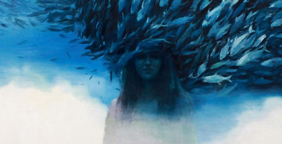 La artista Susana Ragel presentará 'Ensoñaciones' en el Hotel Emperador