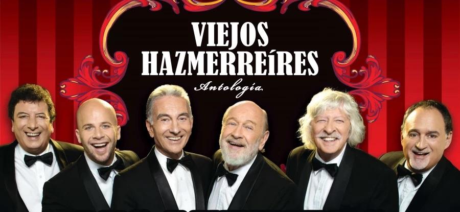 """Les Luthiers estrena en Madrid """"Viejos Hazmerreíres"""""""