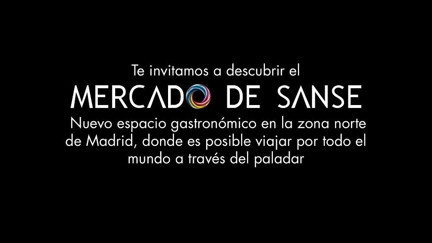Madrid Norte agudiza tus sentidos con el Mercado de Sanse