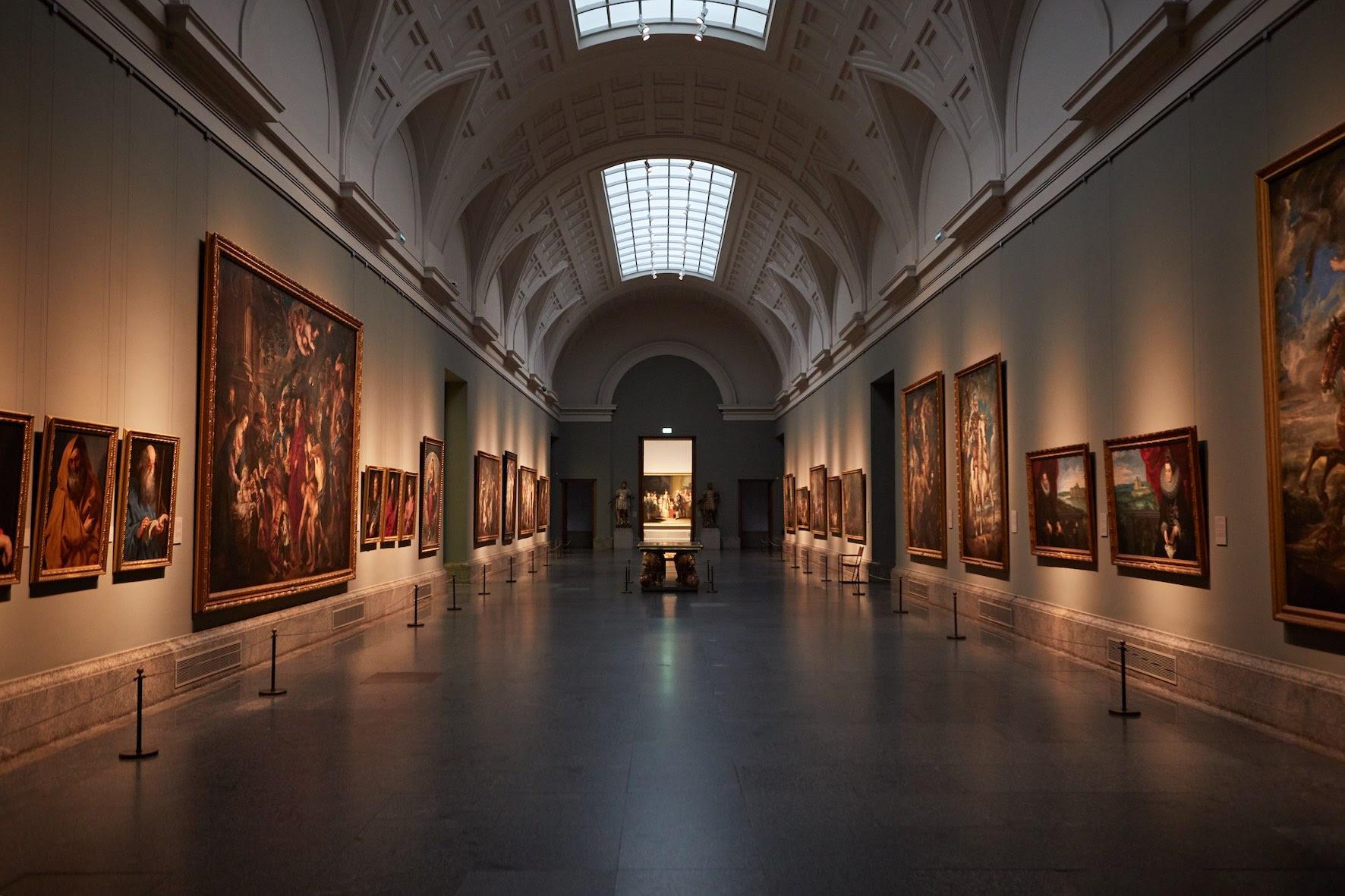 PINTORES Y REYES DEL PRADO: Un viaje histórico lleno de arte