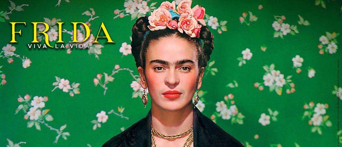 Viva la Vida, viva Frida Kahlo